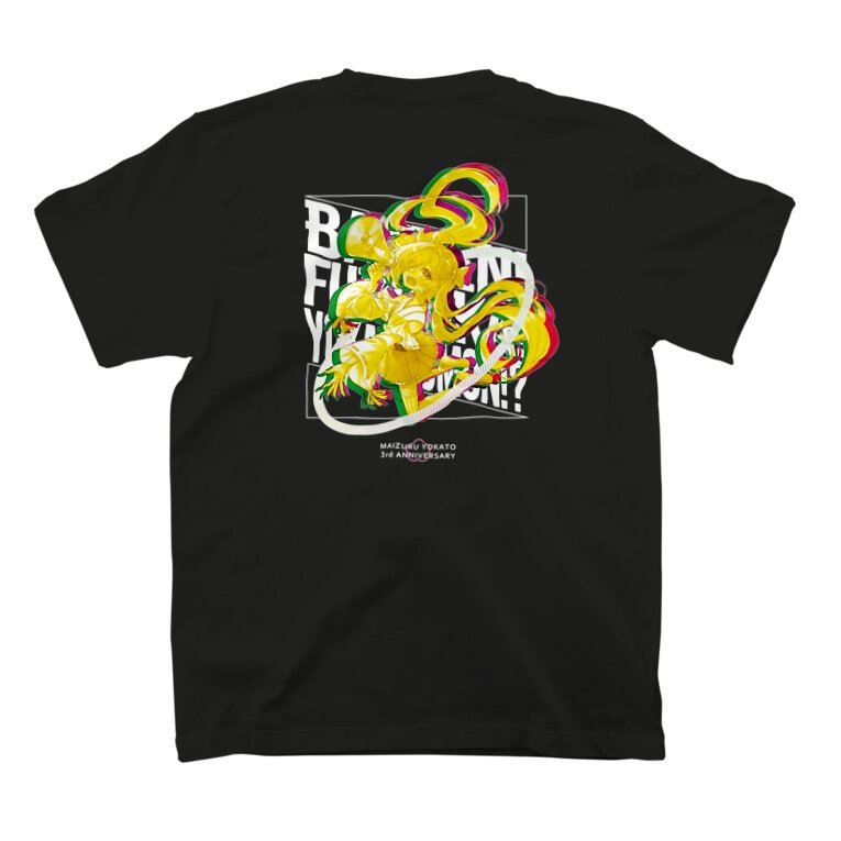 BFY(ばってん!ふくおか!よかろうもん!?)Tシャツ・両面